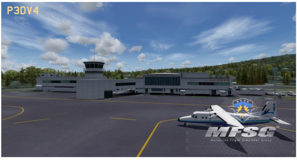fsx 大島空港アドオン