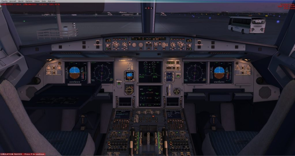 FSX A320アドオン