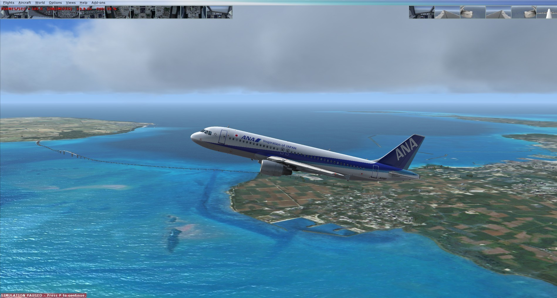 Aerosoft A320