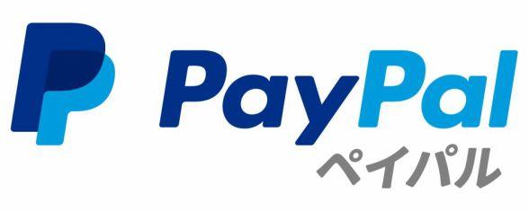 paypalのロゴ