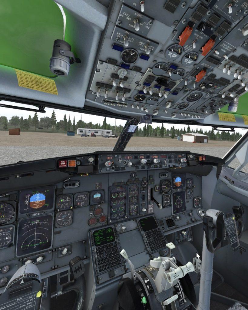 x-plane b737-300